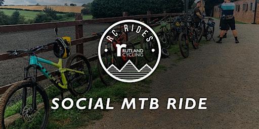MTB Social Ride - Rutland Cycling Pitsford at Cannock Chase