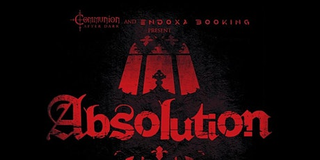 Absolution @ The Orpheum tickets