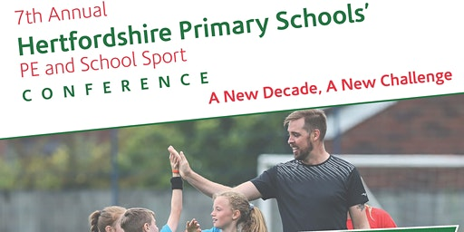 Primary PE Conference 2020: Apprentices ONLY