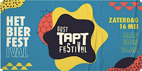 Oost TAPT Festival 2020 tickets