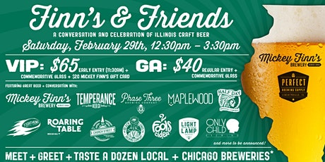 Finn's & Friends (Beerfest) - A Celebration of Craft Beer tickets