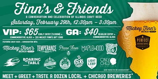 Finn's & Friends (Beerfest) - A Celebration of Craft Beer