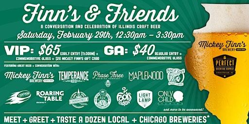Finn's & Friends (Beerfest) - A Celebration of Craft Beer