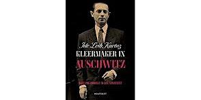"""Voorstelling boek Dirk Verhofstadt """" Ide Leib kartuz. Kleermaker in Auschwitz"""""""
