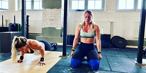 HIIT Workout mit Mary & Valerie
