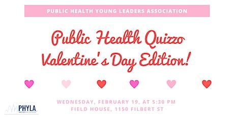 Public Health Quizzo: Valentine's Day Edition! tickets