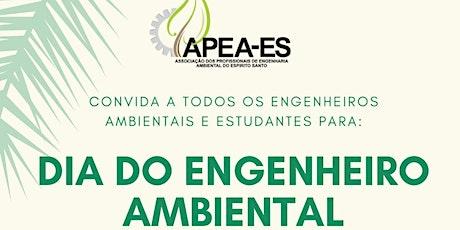 Dia do Engenheiro Ambiental ingressos
