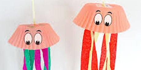 Jelly Fish Craft tickets