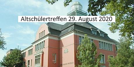 Altschülertreffen Freiherr vom Stein Gymnasium Oberhausen Tickets
