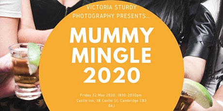 Mummy Mingle Annual event 2020  tickets