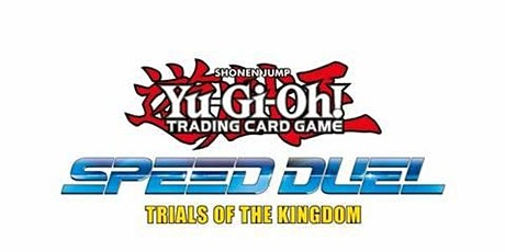 Yu-Gi-Oh! Speed Duel Local billets