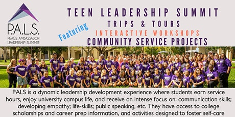 Teen Leadership Summit Information Session tickets