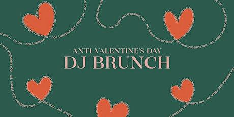 DOWN WITH LOVE - Valentines bottomless DJ brunch tickets