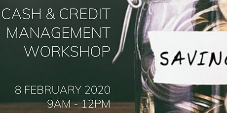 1/2 Day Basic Cash and Credit Management Workshop tickets