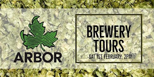 Arbor Ales Brewery Tour