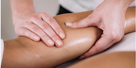 Kosmetische Lymphdrainage Kurs   - Weiterbildungsoffensive -25% Tickets