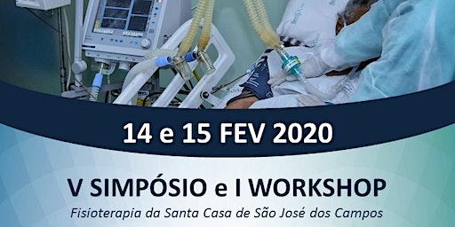 V Simpósio e I WorkShop de Fisioterapia da Santa Casa de SJCampos