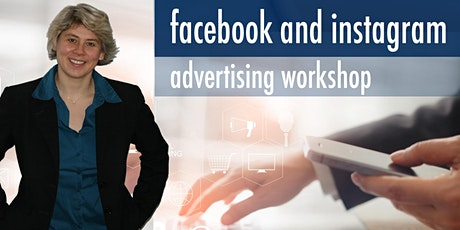 Facebook & Instagram Advertising Workshop in London tickets