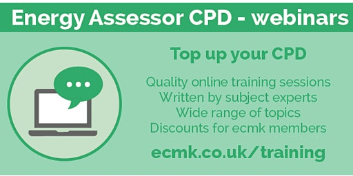 ADVANCED Heating   - CPD Webinar