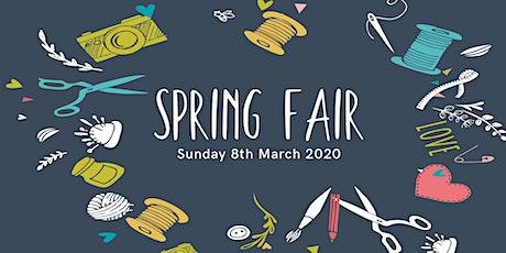 Spring Fair tickets