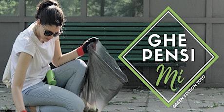 Ghe Pensi MI_green edition biglietti
