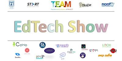 The Annual EdTech Show.