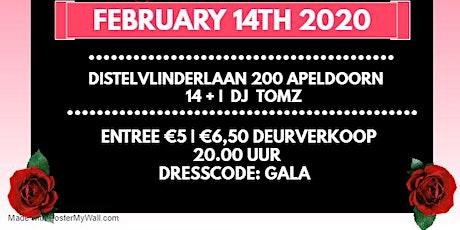 Valentijnsgala 2020 tickets