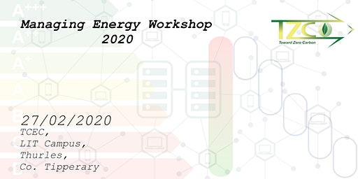 Managing Energy Workshop 2020