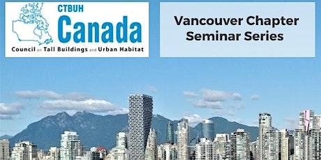 CTBUH Vancouver | High Rise Design Presentation tickets