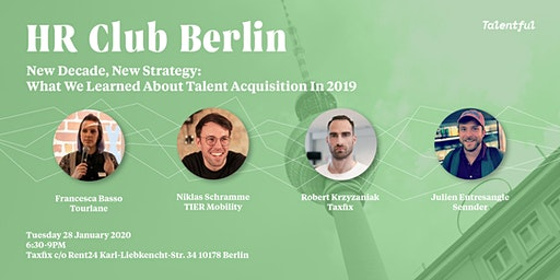 New Decade, New Strategy: What We Learned About Talent Acquisition in 2019