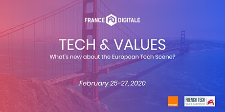 TECH AND VALUES LAUNCHING EVENING - by France Digitale tickets