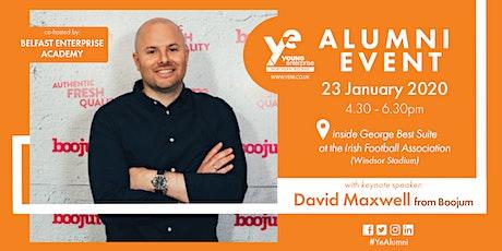 Young Enterprise & Belfast Enterprise Academy Alumni Event tickets