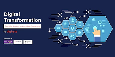 Digital Transformation - Technology 101 in SMEs and Startups  tickets