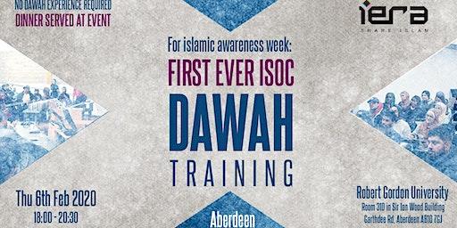 Dawah Training Workshop