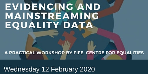 Evidencing and Mainstreaming Equality Data Workshop