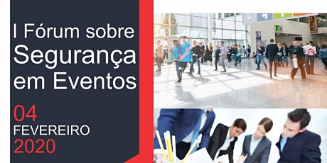 I Fórum sobre Segurança em Eventos e Turismo Rio 2020 ingressos