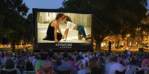 Dirty Dancing Outdoor Cinema Experience at Llancaiach Fawr Manor