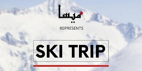 MESA Ski Trip 2020 tickets