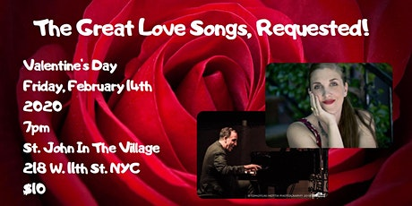 The Great Love Songs, Requested! tickets