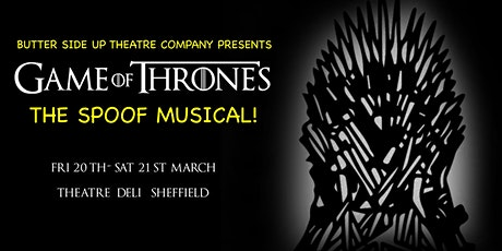 Game of Thrones: The Spoof Musical tickets