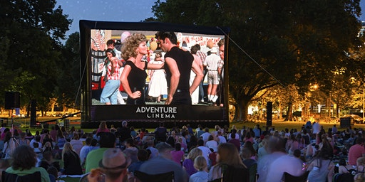 Grease Outdoor Cinema Sing-A-Long at Royal Welsh Showground