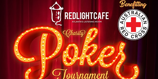 RLC Charity Poker Tournament: Australian Red Cross