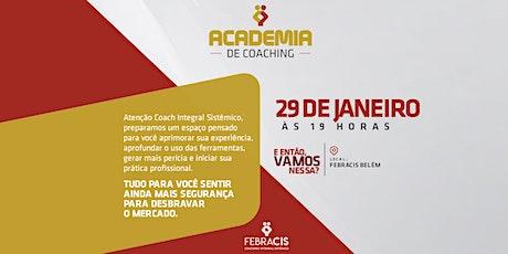 8ª  Academia de Coaching bilhetes