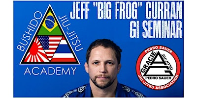 Jeff Curran Seminar