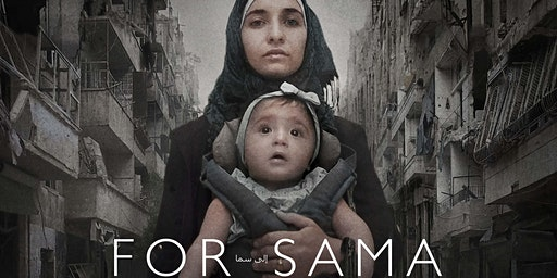 Screening of For Sama and Q & A with co Director Edward Watts