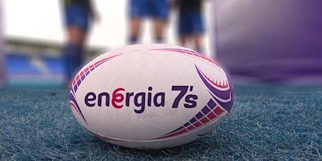 Energia 7s - Festival biglietti
