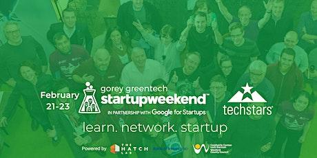Techstars Startup Weekend Gorey 02/20 tickets