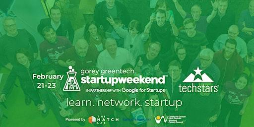 Techstars Startup Weekend Gorey 02/20