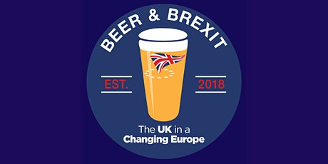 Beer and Brexit: Sir David Lidington tickets