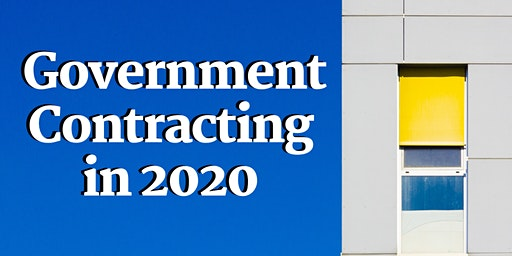 Government Contracting in 2020
